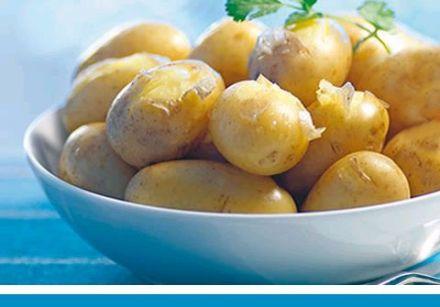Bien cuisiner la pomme de terre primeur sur Gourmetpedia