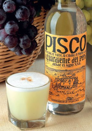 Pisco Sour - Pérou