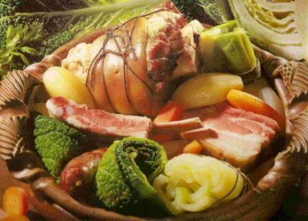 pot 233 e auvergnate recette sur gourmetpedia
