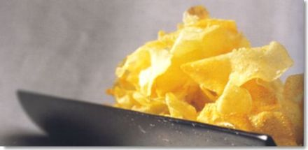 Chips de citron