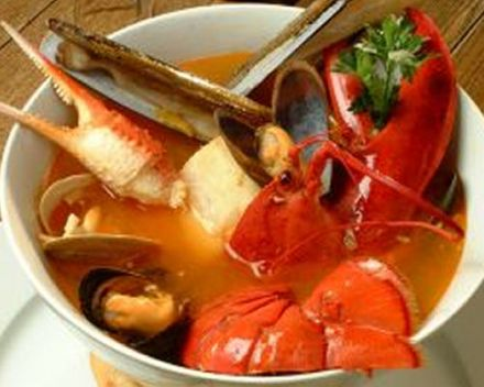 Bouillabaisse Gourmande, version Table des Roy