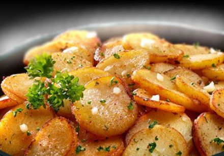 recettes de pommes de terre sarladaises. Black Bedroom Furniture Sets. Home Design Ideas