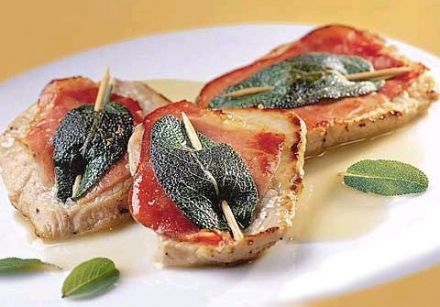 escalopes de veau farcies saltimbocca recette italienne. Black Bedroom Furniture Sets. Home Design Ideas