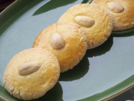Biscuit aux amandes (biscuits chinois)