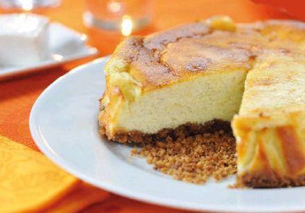 Cheese-cake au Carré Frais 0%, recette santé sur ...