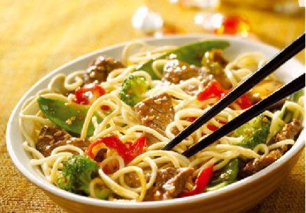 bo bun boeuf la vietnamienne recette sur gourmetpedia la r f rence des gourmets gourmands. Black Bedroom Furniture Sets. Home Design Ideas
