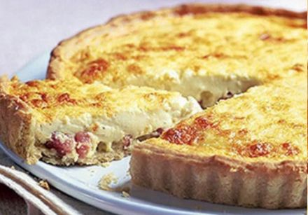 Quiche fribourgeoise