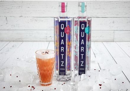L'Artiste - Cocktail vodka Quartz, vermouth & pamplemousse pour vos 5 à 7 virtuels
