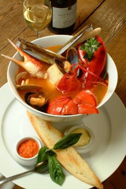 Bouillabaisse Gourmande, version Table des Roy 1