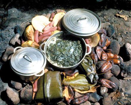 Cuisine tahitienne traditions et recettes sur gourmetpedia for Art et cuisine tahiti