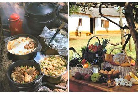 Cuisine sud africaine traditions et recettes sur for Africaine cuisine